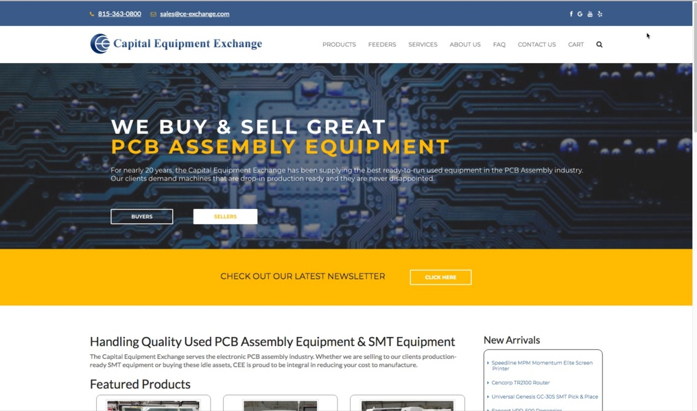 Capital Equipment Exchange